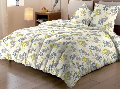 couettes coton tribofill imprim es simple face. Black Bedroom Furniture Sets. Home Design Ideas