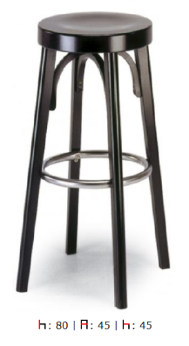 Tabouret de bar Allison