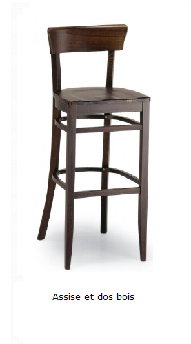Tabouret de bar Ashley