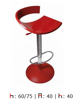 Tabouret de bar Swing